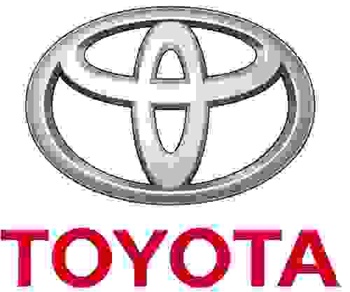 شعار شركة تويوتا Toyota Logo