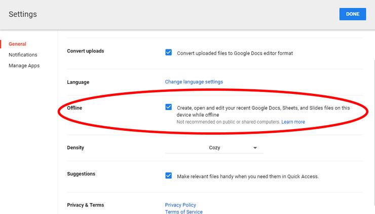 35 ميزة في خدمة التخزين السحابي Google Drive للحصول على أقصى استفادة