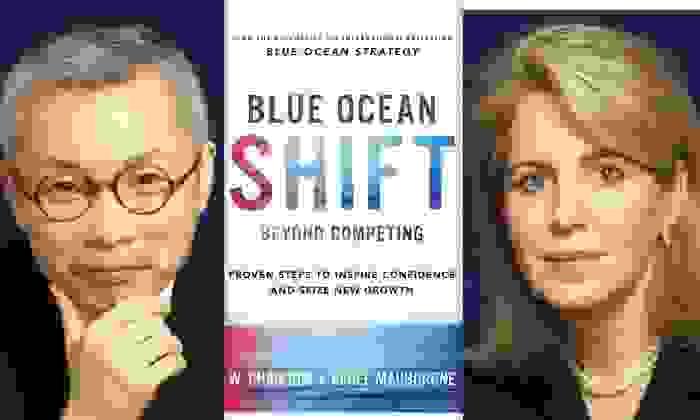 استراتيجية المحيط الأزرق