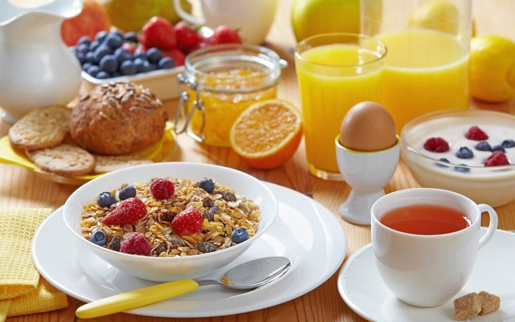 المواظبة على وجبة الإفطار