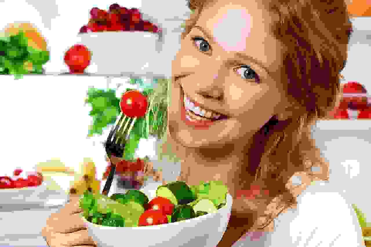 اتّباع نظام غذائي صحّي