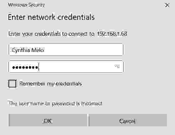 الوصول إلى ملفات جهاز ماك من جهاز ويندوز
