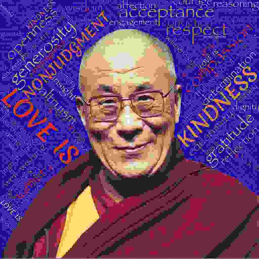 الدالاي لاما The Dalai Lama