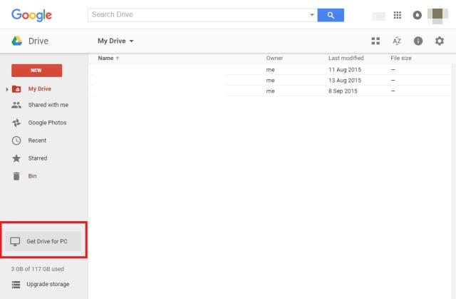 برنامج جوجل درايف (Google Drive) حزمة البرامج المكتبية مع التخزين السحابي