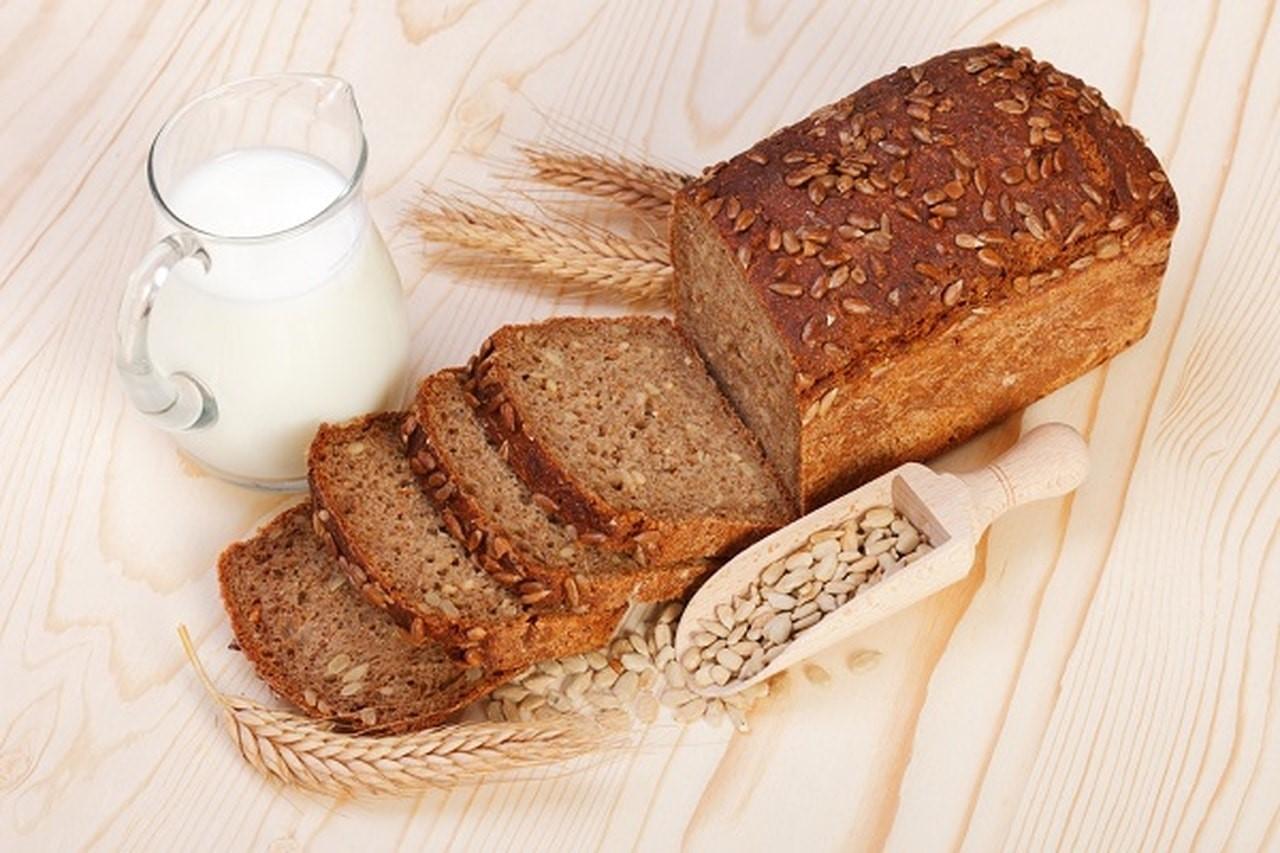 الخبز الأسمر