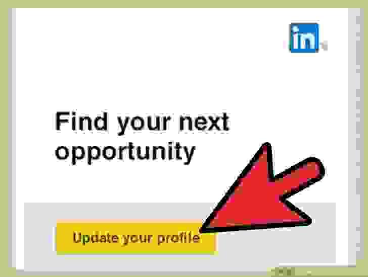 اعلم أن الملف الشخصي المحدّث يمكن أن يجلب لك الوظائف