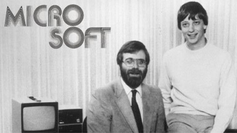 Microsoft 1979, Paul Allen, Bill Gates