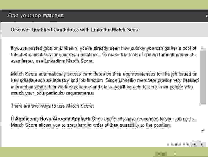 تَعَرَّف على أنواع المرشحين الذين لن يفيدك