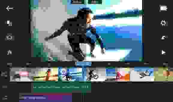تطبيق محرر الفيديو (PowerDirector Video Editor App)
