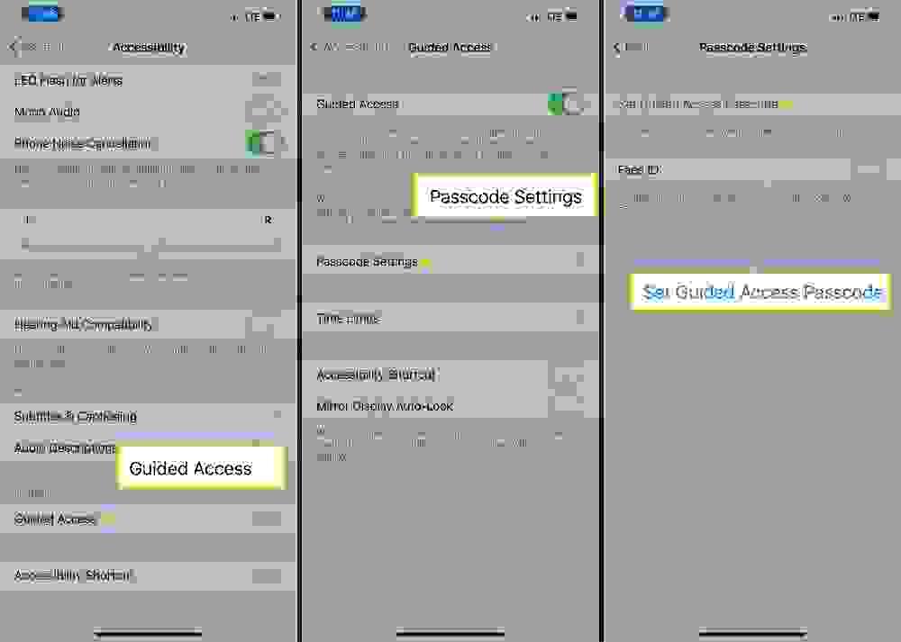كيفية قفل التطبيقات على أيفون باستخدام الوصول الموجّه (Guided Access)