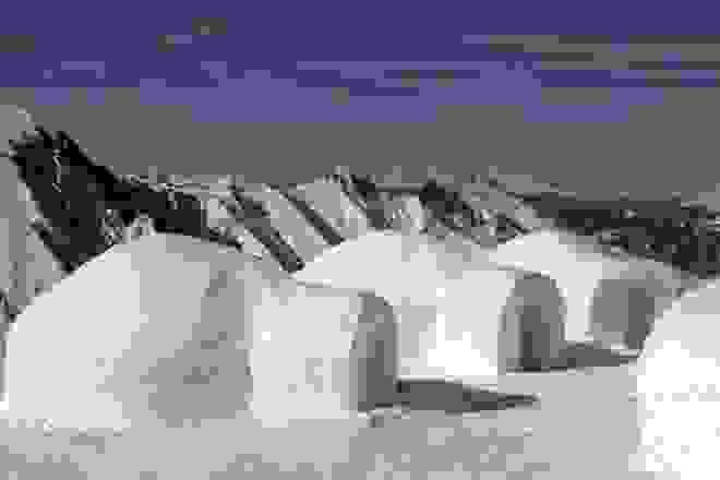مسكن الاسكيمو