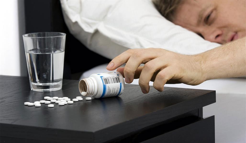 الأدوية المهدّئة والمنوّمة