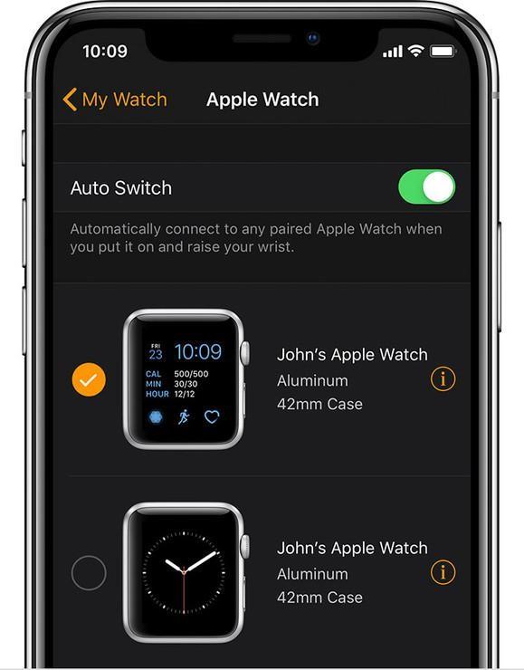 إزالة اقتران ساعة أبل Apple Watch