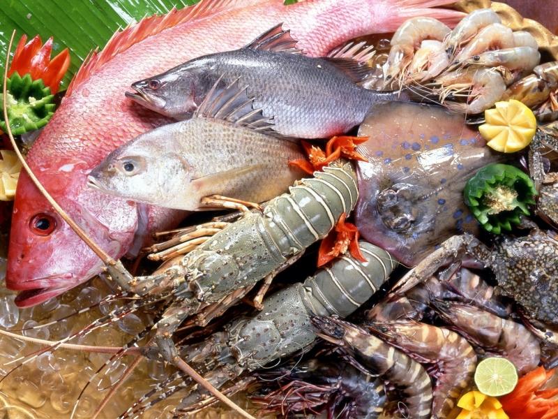 المهرجان السنوي للمأكولات البحرية