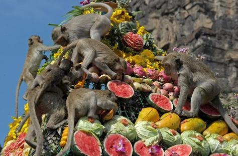 مهرجان صيام راما في تايلاند