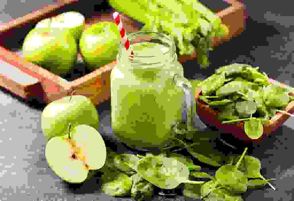 عصير الأخضر التقليدي (Green Legacy)