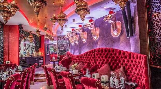 مطعم Baroush