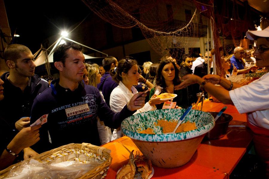 مهرجان صقلية للأطعمة التراثية