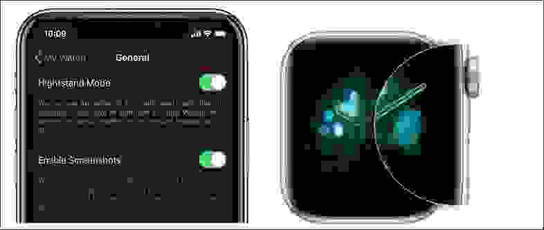 كيفية التقاط لقطة شاشة على ساعة أبل الذكيّة (Apple Watch)