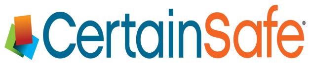 خدمة التخزين السحابي من CertainSafe