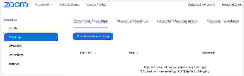 كيفية جدولة استضافة اجتماعات عن بعد باستخدام زوم (Zoom)
