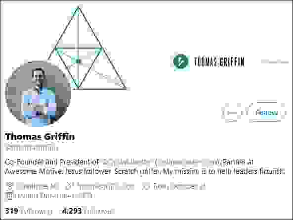 توماس غريفين