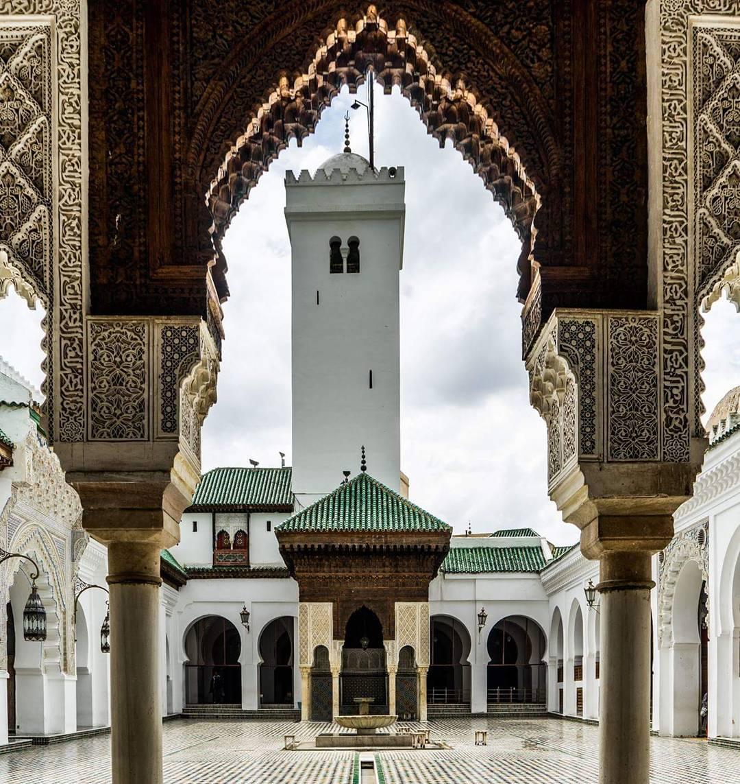 جامعة القرويين في المغرب
