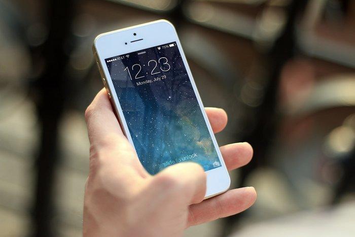 خطوط الشبكة على هاتفك الخلوي