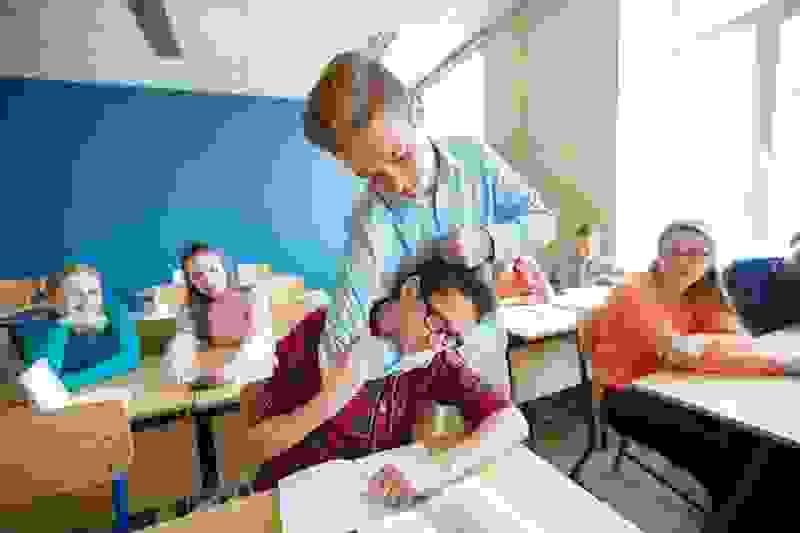 التنمر المدرسي