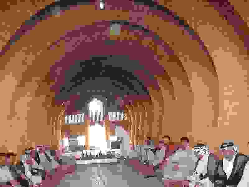 مضيف في العراق (من أماكن إكرام الضيوف واستقبالهم)