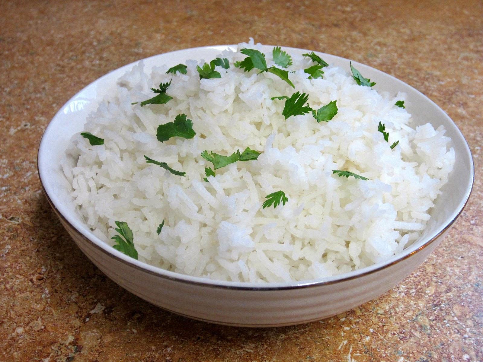 طريقة تحضير الرز